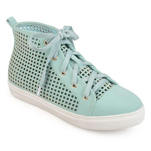 Journee Collection Nycole ... Women's High Top Shoes free shipping hot sale discount very cheap get to buy sale online free shipping finishline EYn7bh