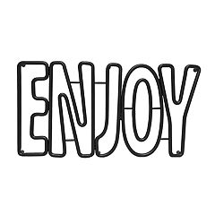 Food Network™ 'Enjoy' Matte Trivet