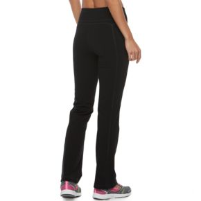 Women's FILA SPORT® Black Workout Pants