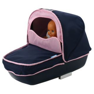 Hauck Classic Navy Toy Doll Pram Stroller
