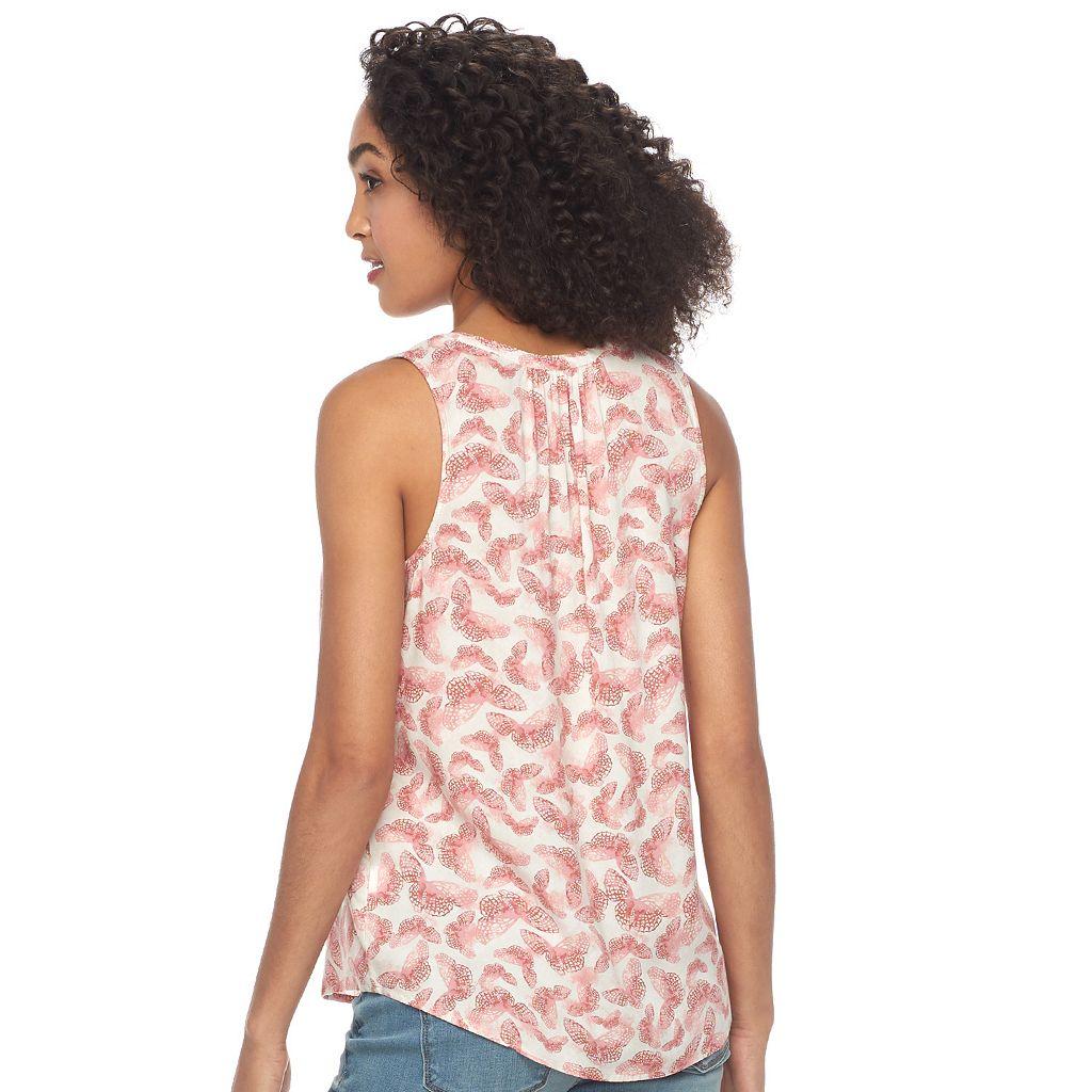 Women's SONOMA Goods for Life™ Printed Tank