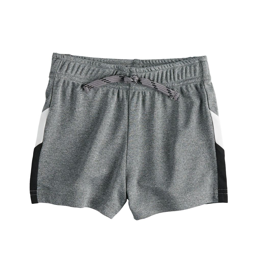 Baby Boy Jumping Beans® Pieced Active Shorts