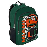 Northwest Miami Hurricanes Accelerator Backpack