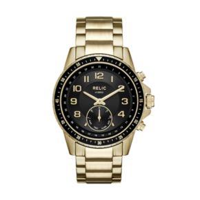 Relic Men's Duncan Connected Hybrid Stainless Steel Smart Watch - ZRT1009