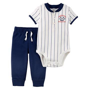 Baby Boy Carter's Baseball Bodysuit & Pants Set
