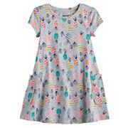 Toddler Girl Jumping Beans® Pineapple Swing Dress