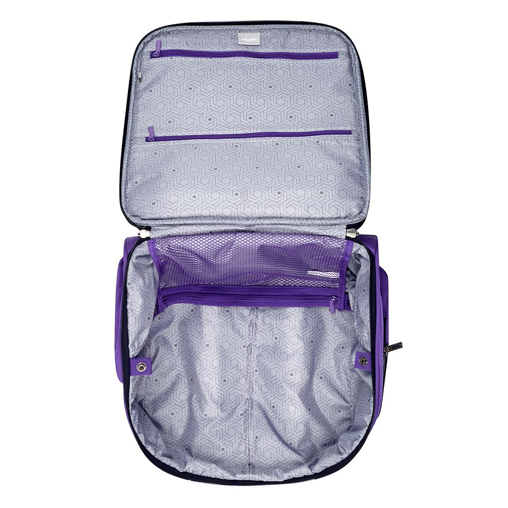Delsey Sky Max Wheeled Underseater Carry-on Luggage
