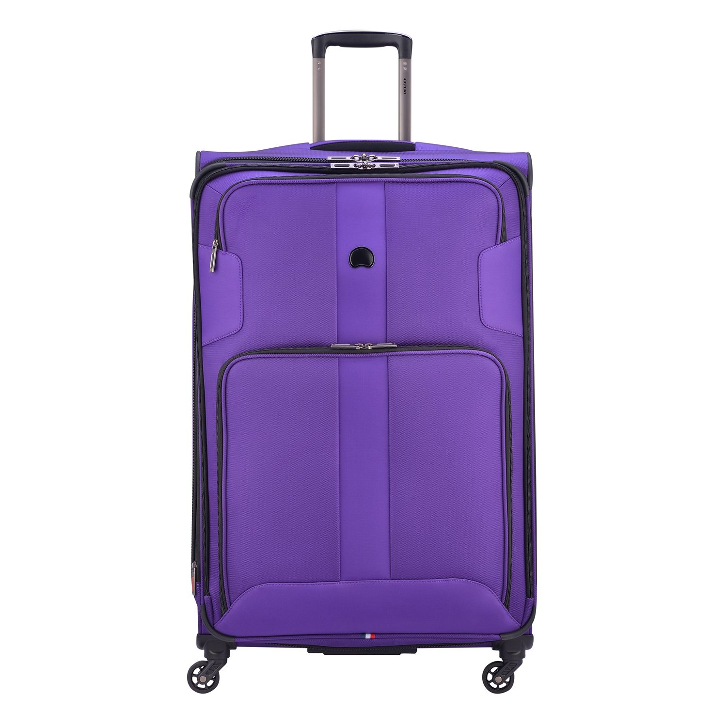 delsey air elite spinner luggage rh kohls com Delsey Carry-On Luggage Delsey Bags