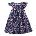 Toddler Girl Jumping Beans® Printed Swing Dress