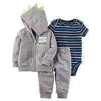 Baby Boy Carter's 3 pc Jacket, Bodysuit, & Pants Set