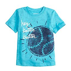 Toddler Boy Jumping Beans® Textured Sport Tee