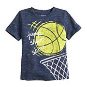 Toddler Boy Jumping Beans® Textured Sport Tee