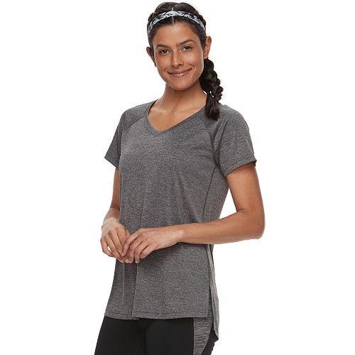 Women's Tek Gear® Performance Base Layer Side Slit Tee