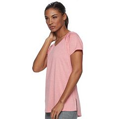 Women's Tek Gear® Performance Base Layer Side Slit Tee