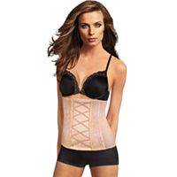 Maidenform Shapewear Lace Waist Nipper DM2000