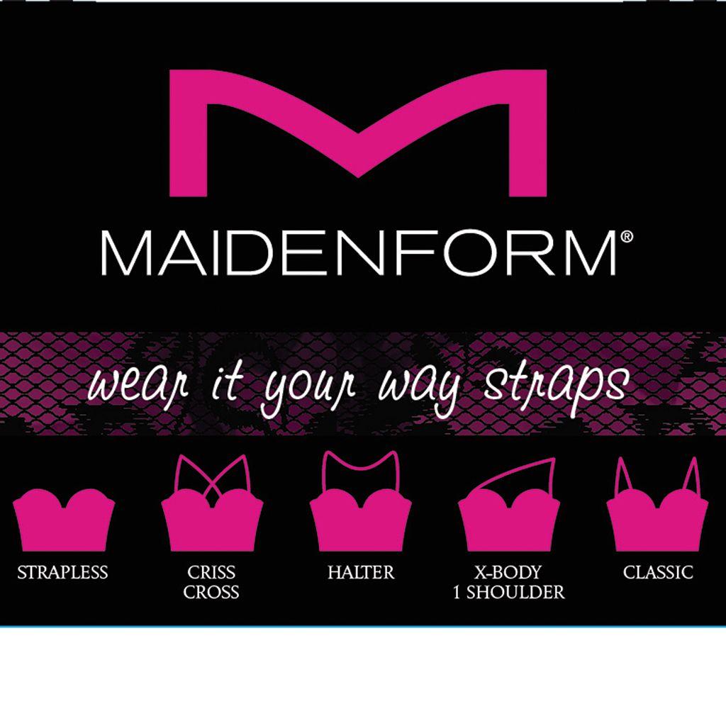 Maidenform Shapewear Strapless Lace Body Shaper DM2008
