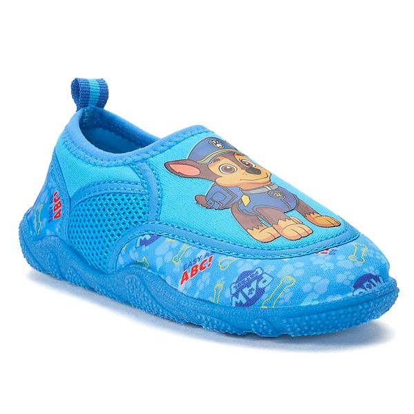 Paw Patrol Chase & Marshall Toddler Boys' Water Shoes