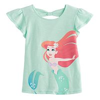 Disney's Ariel Toddler Girl Cross-back Tee by Jumping Beans®