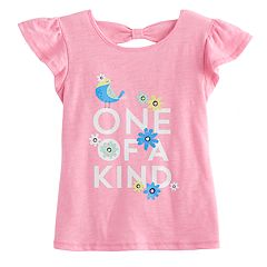 Toddler Girl Jumping Beans® Graphic Crossback Tee