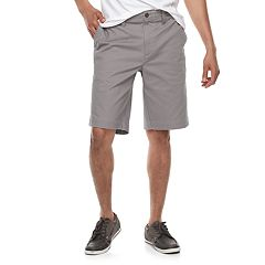 Men's SONOMA Goods for Life™ Flexwear Flat-Front Twill Shorts