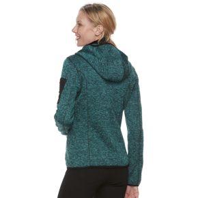 Women's Halitech Hooded Active Knit Jacket