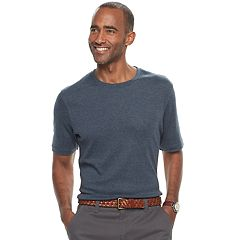 Men's Croft & Barrow® Classic-Fit Solid Performance Crewneck Tee