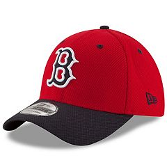 Adult New Era Boston Red Sox 39THIRTY 2Tone Patched Flex-Fit Cap