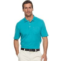 Men's Croft & Barrow® Classic-Fit Easy-Care Interlock Pocket Polo