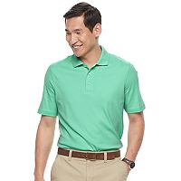 Men's Croft & Barrow® Signature Classic-Fit Interlock Polo