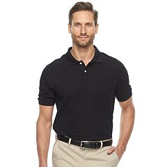 Men's Croft & Barrow®  Tailored-Fit Polo