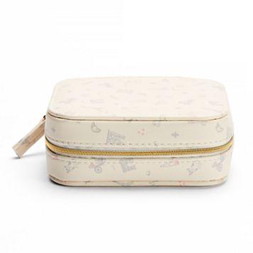 LC Lauren Conrad Paris Faux Leather Travel Jewelry Box