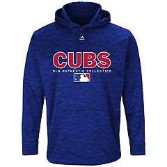 Men's Majestic Chicago Cubs Hoodie