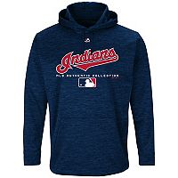Men's Majestic Cleveland Indians Hoodie