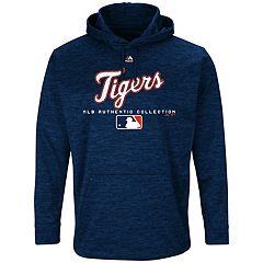 Men's Majestic Detroit Tigers Hoodie