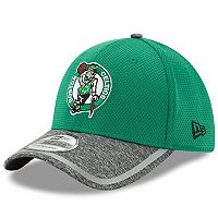 Adult New Era Boston Celtics 39THIRTY Training Flex-Fit Cap