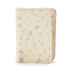 LC Lauren Conrad Paris Passport Case