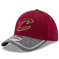 Adult New Era Cleveland Cavaliers 39THIRTY Training Flex-Fit Cap