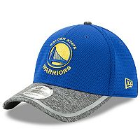 Adult New Era Golden State Warriors 39THIRTY Training Flex-Fit Cap