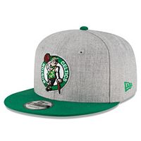 Adult New Era Boston Celtics 9FIFTY Adjustable Cap