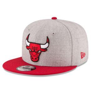 Adult New Era Chicago Bulls 9FIFTY Adjustable Cap