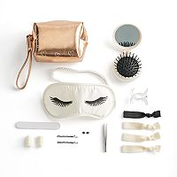 LC Lauren Conrad Love, Lauren Sketched Heart Print Travel Rescue Kit