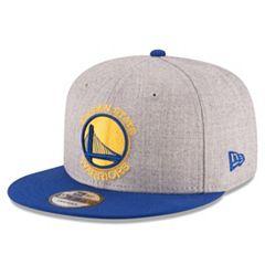 Adult New Era Golden State Warriors 9FIFTY Adjustable Cap