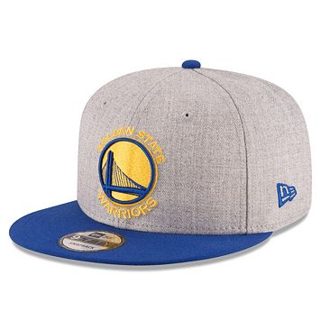 Adult New Era Golden State Warriors 9FIFTY Adjustable Cap