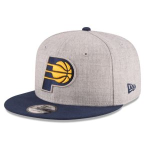 Adult New Era Indiana Pacers 9FIFTY Adjustable Cap