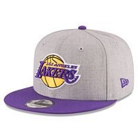 Adult New Era Los Angeles Lakers 9FIFTY Adjustable Cap