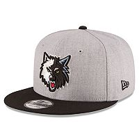 Adult New Era Minnesota Timberwolves 9FIFTY Adjustable Cap