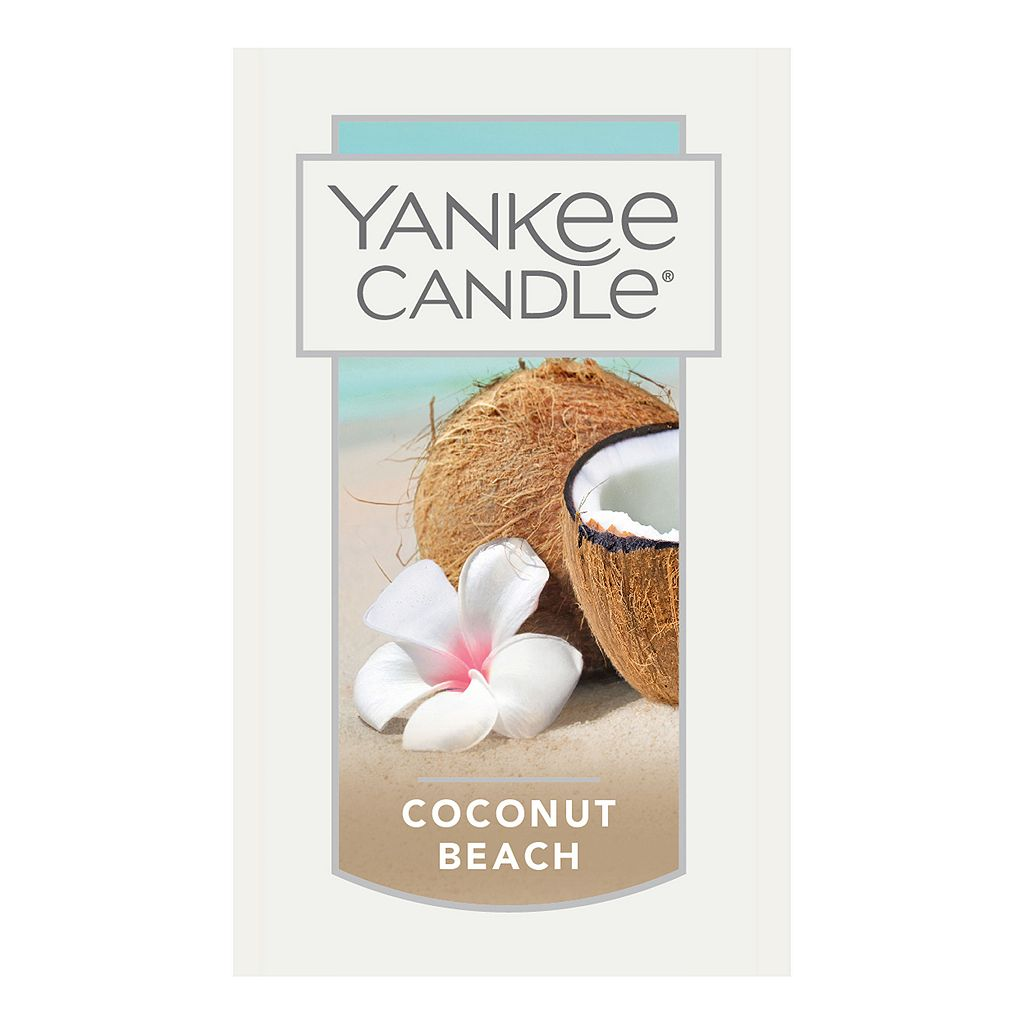 Yankee Candle Coconut Beach 22-oz. Candle Jar