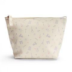 LC Lauren Conrad Paris Faux Leather Cosmetic Bag