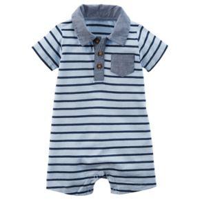 Baby Boy Carter's Striped Romper