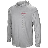 Men's Majestic St. Louis Cardinals Authentic Collection Hoodie Tee